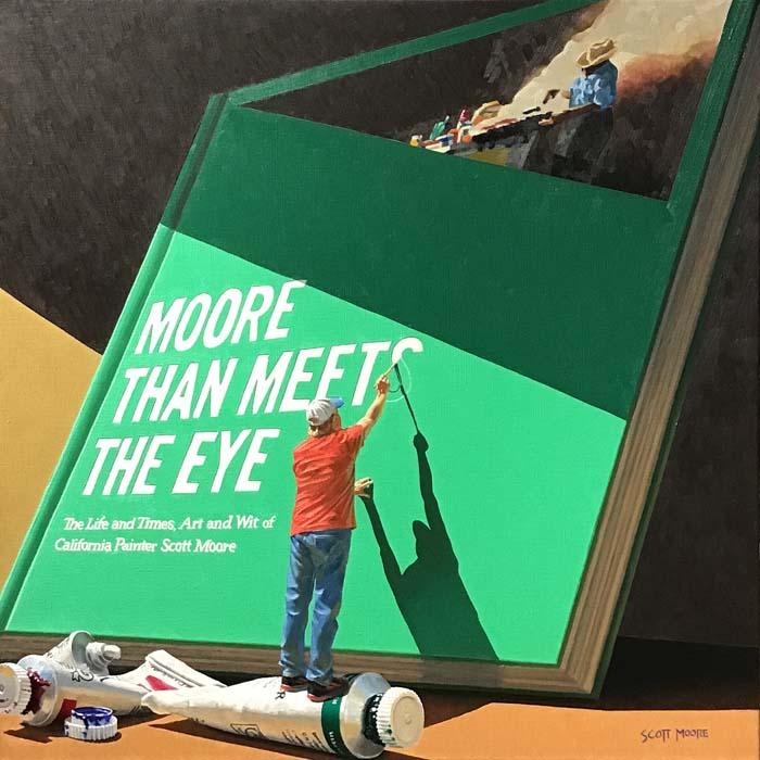 Scott Moore/Artist,Laguna Beach,California